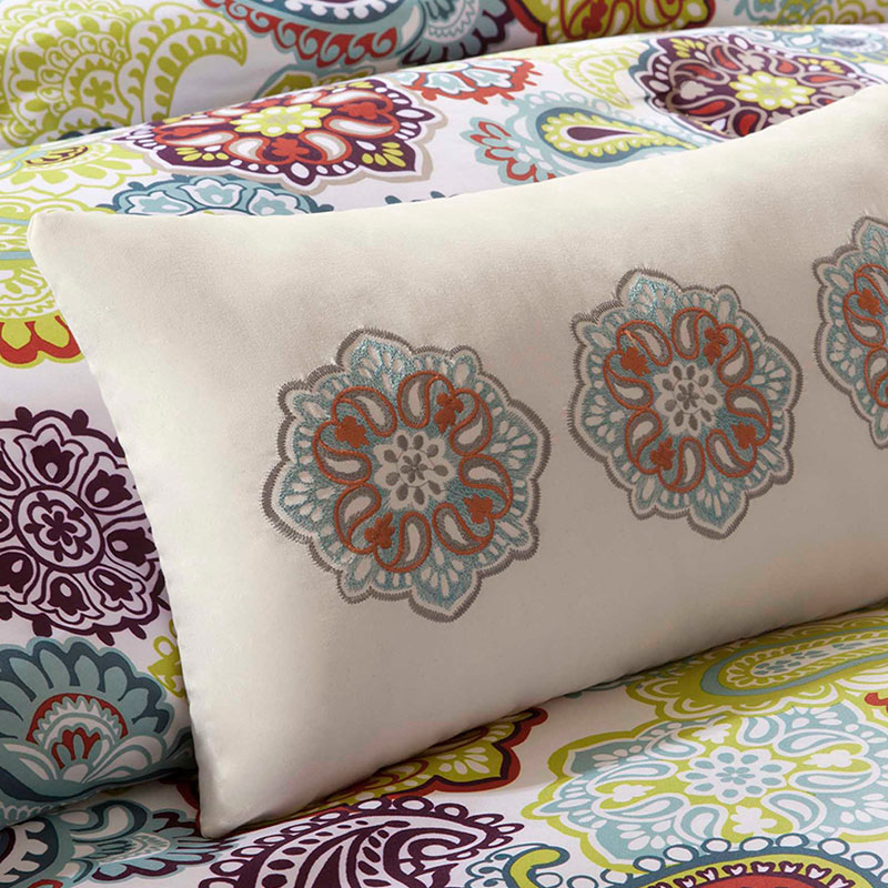 decorative embroidery pillows