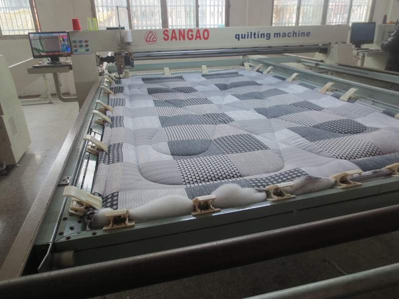 china bedding factory