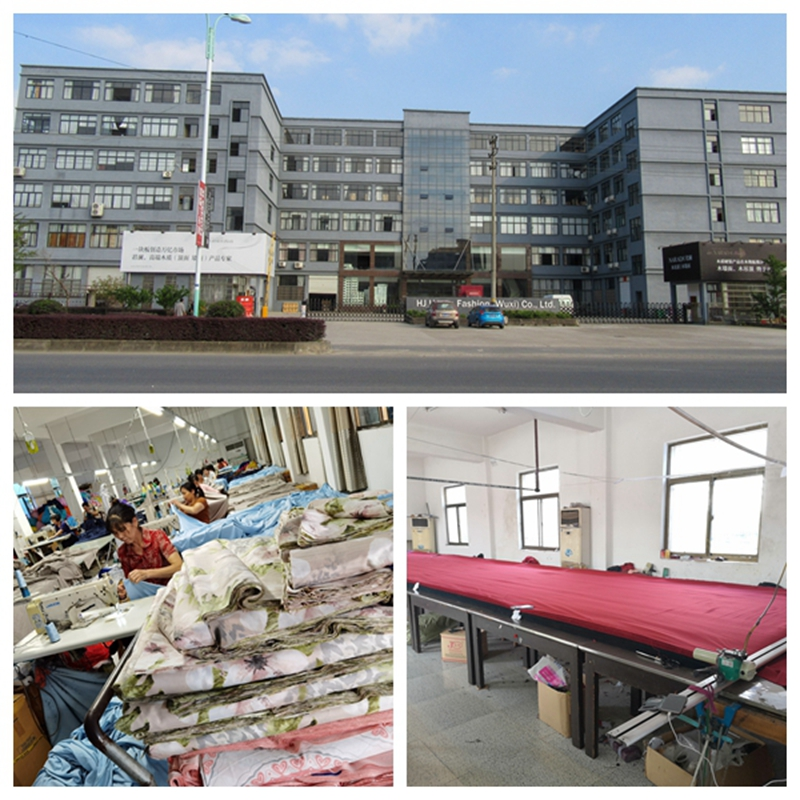 China bed sheet factory
