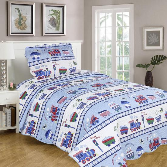 boy quilts and coverlets bedding set